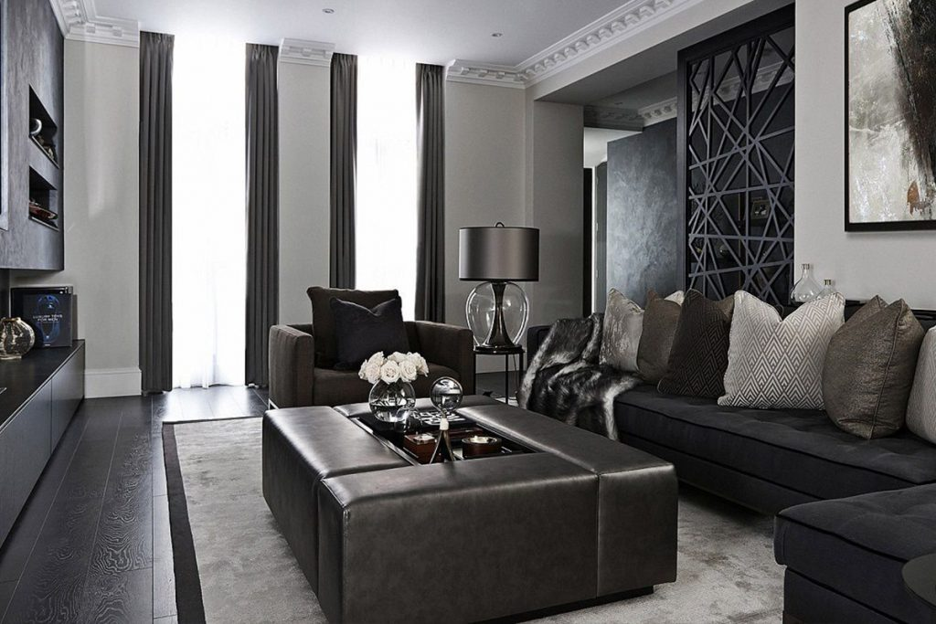 High end interior designer knotting hill interiors is an for Interior designers based in london