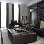 Boscolo contemporary luxury design Hans Road living room 1 cover