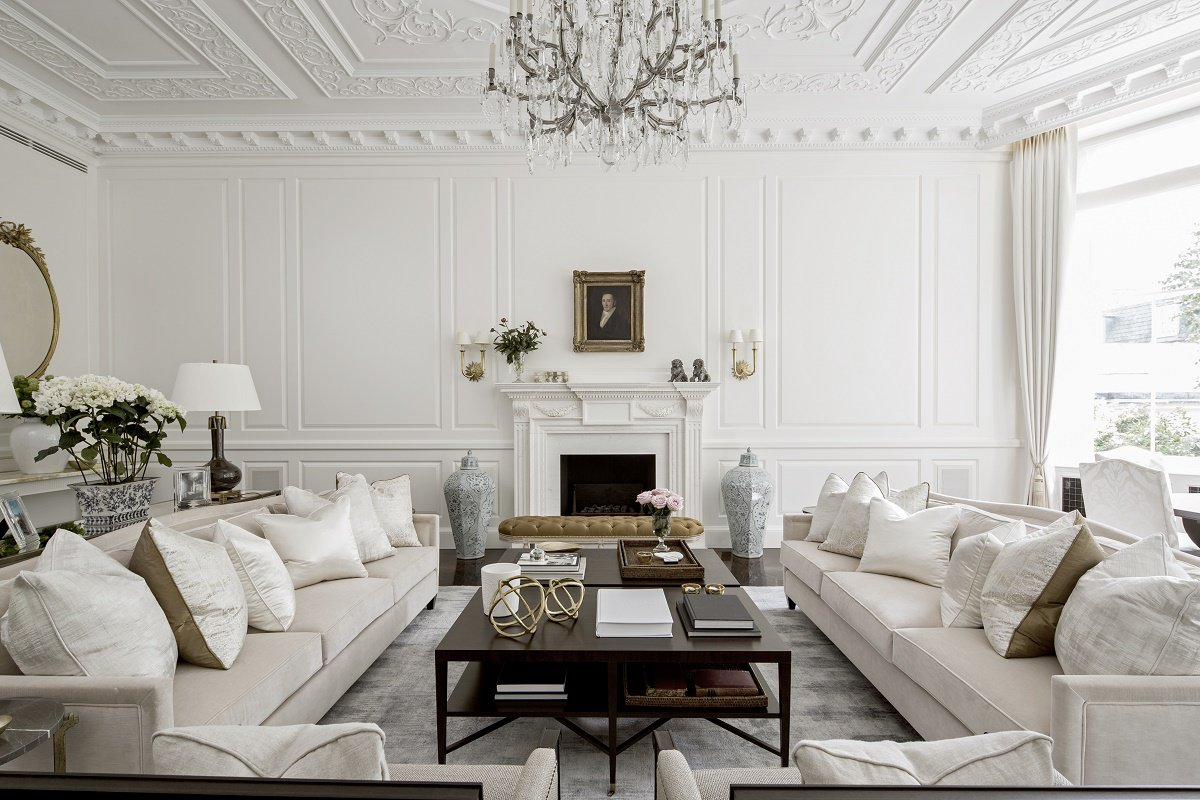 contemporary regency design in belgravia dk decor