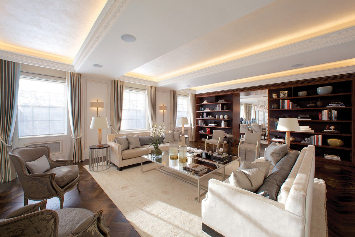 Luxury Interior Design Mayfair Dk Decor