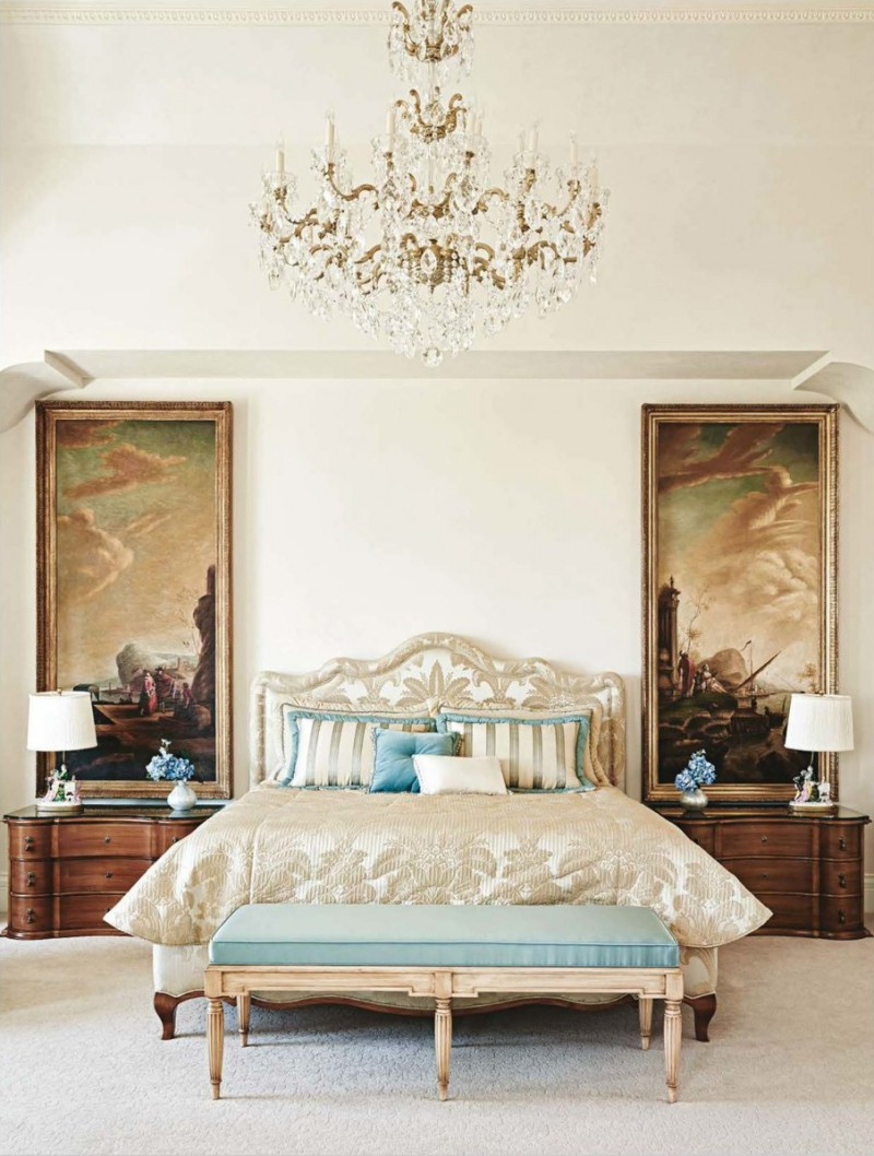 Classic mediterranean style in arizona dk decor for Mediterranean style bedroom