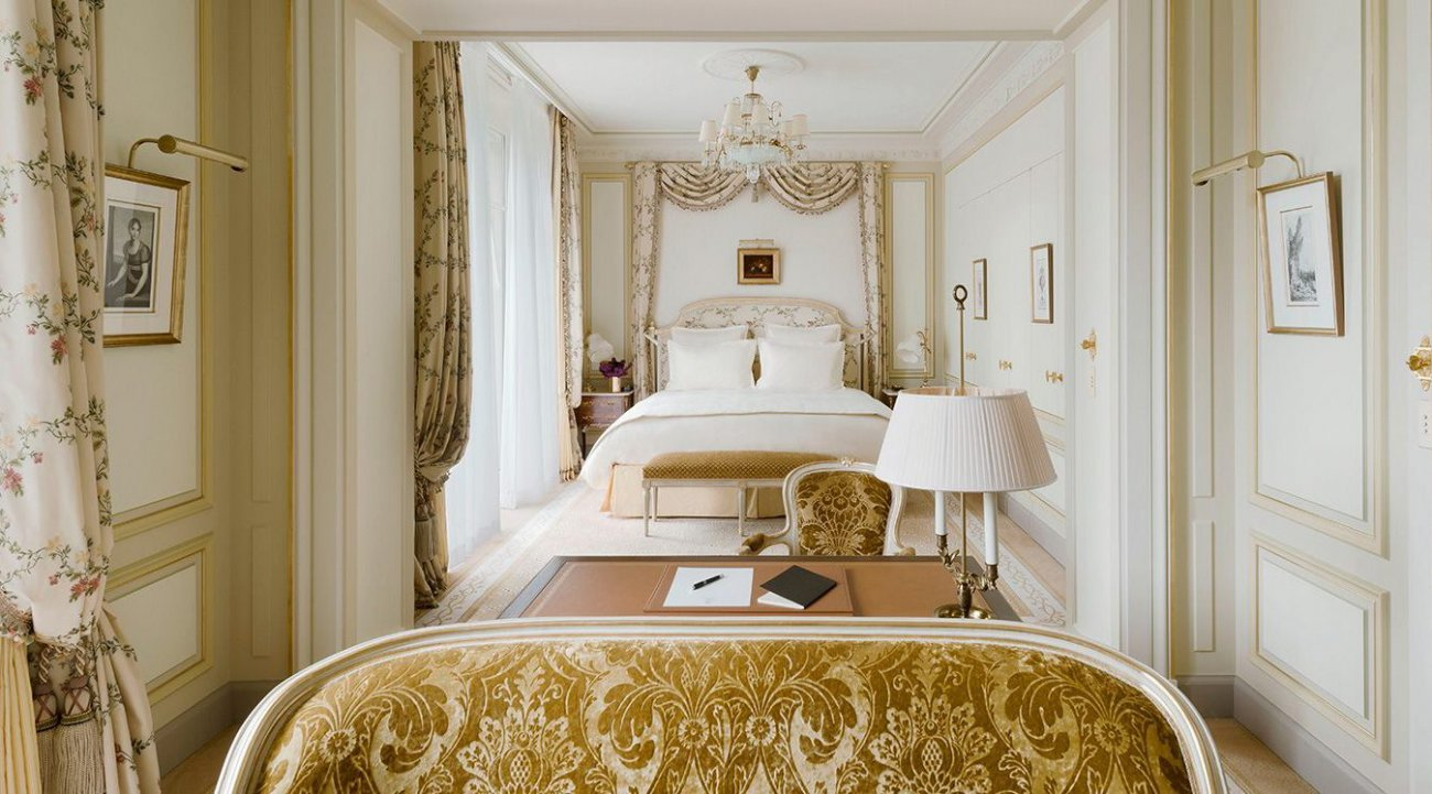 French Design: Paris Ritz Reopens