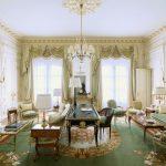 Paris Ritz Suite Vendome Living Room