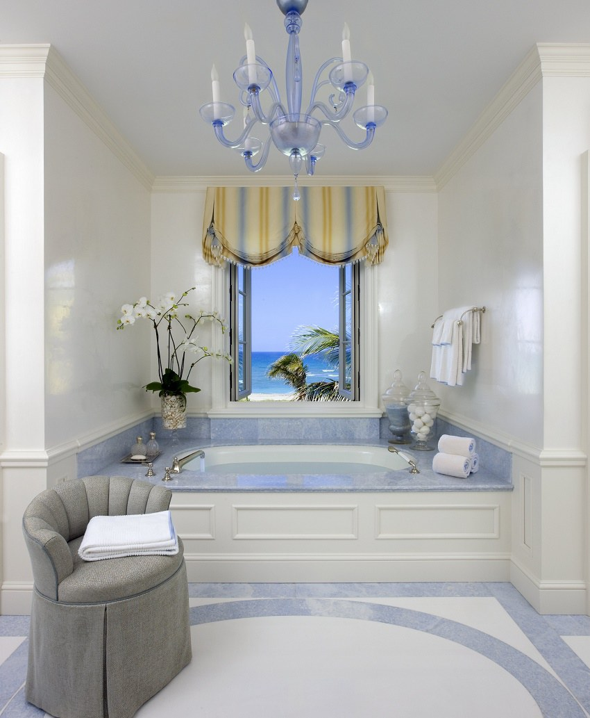 venetian waterfront residence master bathroom