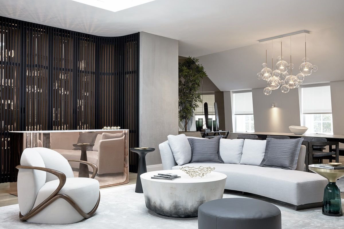 park crescent luxury homes penthouse living room