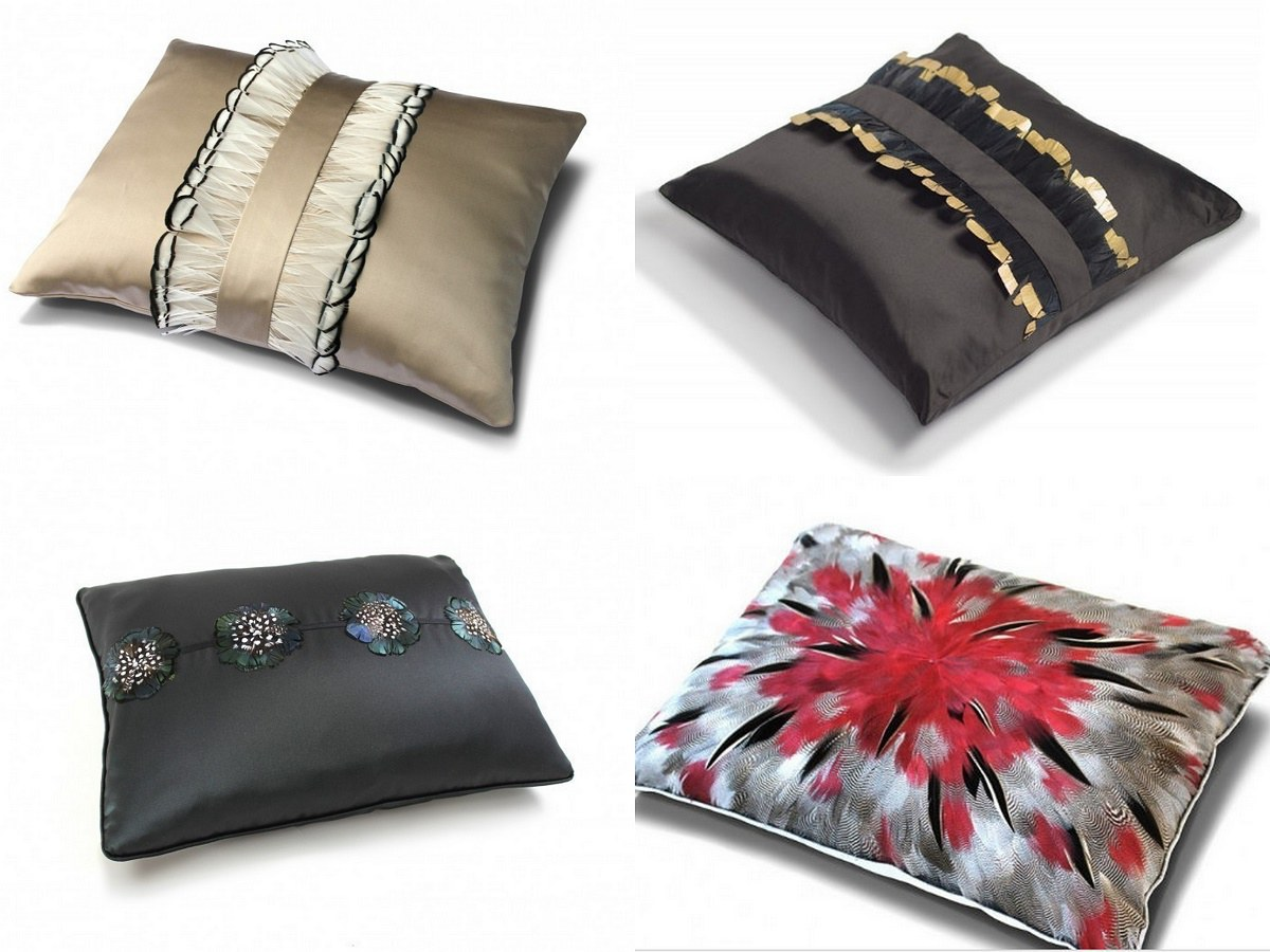 aiveen daly luxury upholstery feather couture cushions