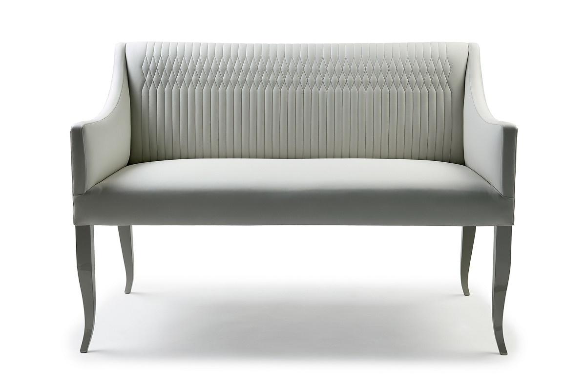 aiveen daly luxury upholstery ice diamond bench