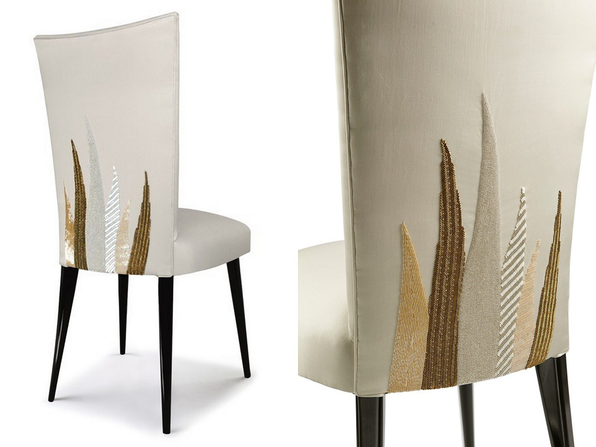 aiveen daly luxury upholstery Agave chair