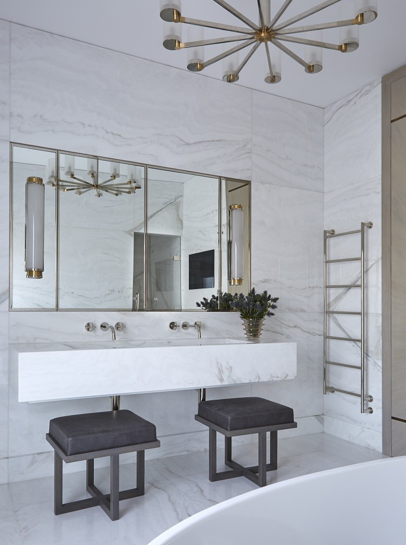 helen green livable luxury master bathroom