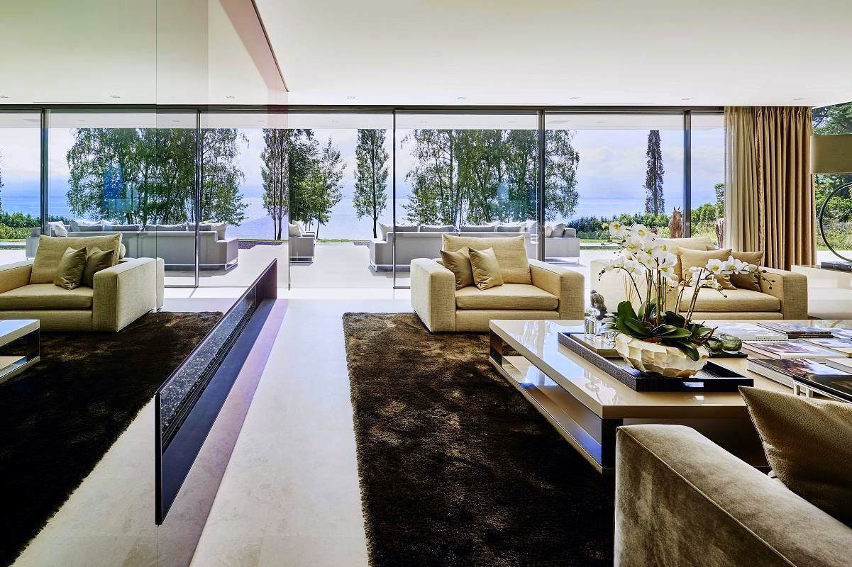 eric kuster contemporary lakeside villa living room b
