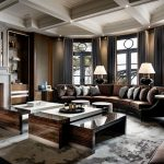 Rafauli iconic luxury design living room cover