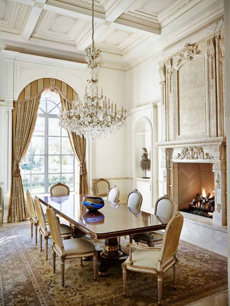 beautiful interiors classic arizona dining room