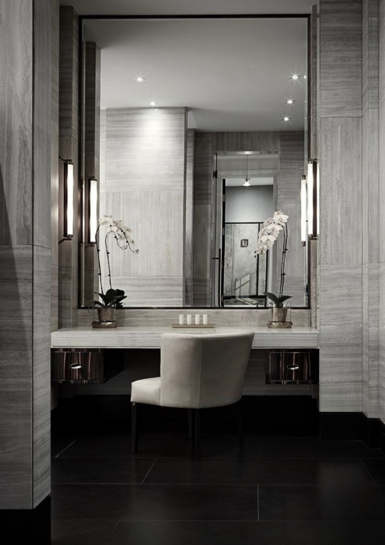 ferris rafauli iconic luxury design dressing area