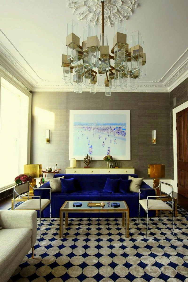 Notting Hill townhouse drawing room B