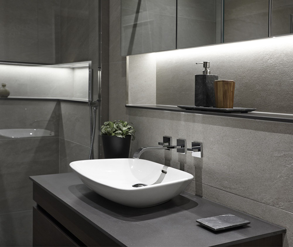 timeless interior design Boscolo bathroom