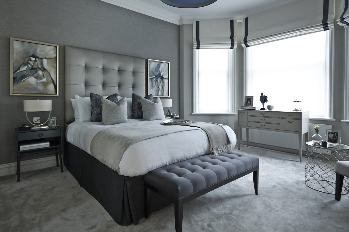 timeless interior design Boscolo guest bedroom
