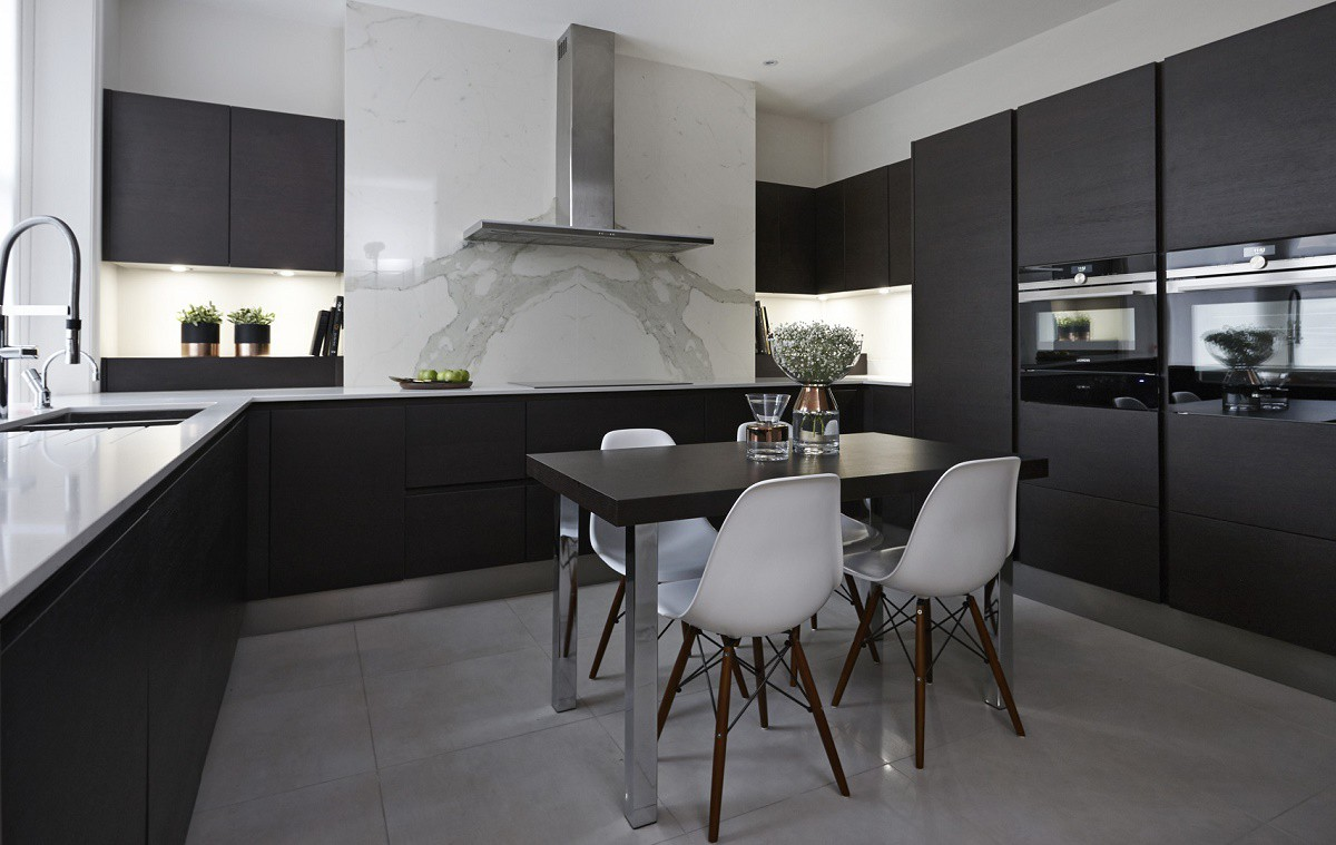 timeless interior design Boscolo kitchen