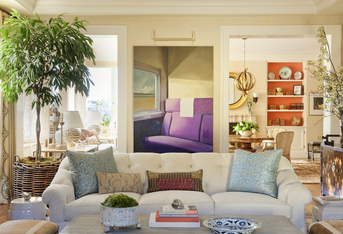 Relaxed Traditional Style Pacific Heights Dk Decor