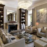 Wilben bespoke luxury design Living room A