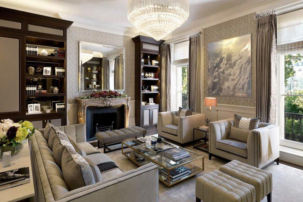 Bespoke Property Development : Bespoke luxury design chester square dk decor