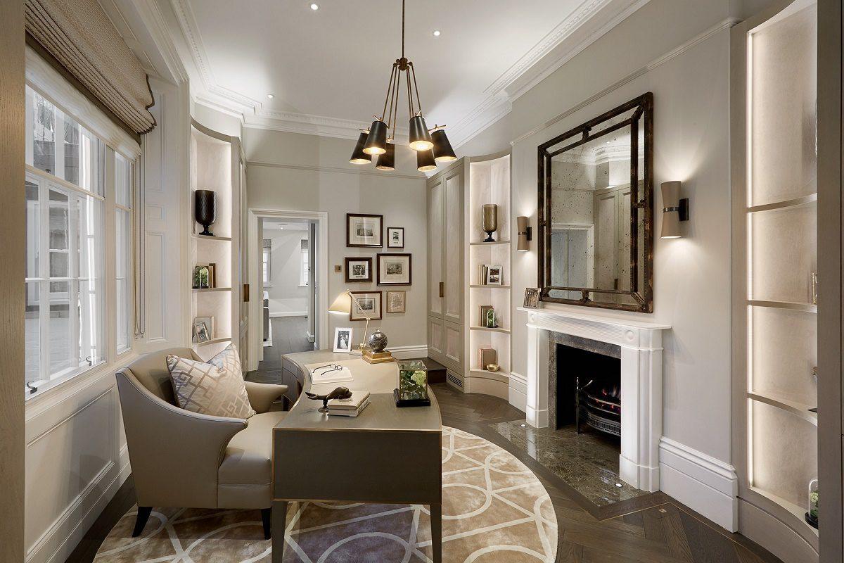 Classic Contemporary Design: Laura Hammett - DK Decor