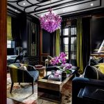 Lori Morris eclectic luxury design office