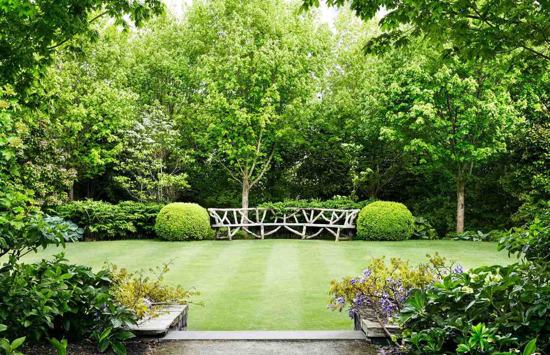 Modern country gardens paul bangay dk decor for King garden designs