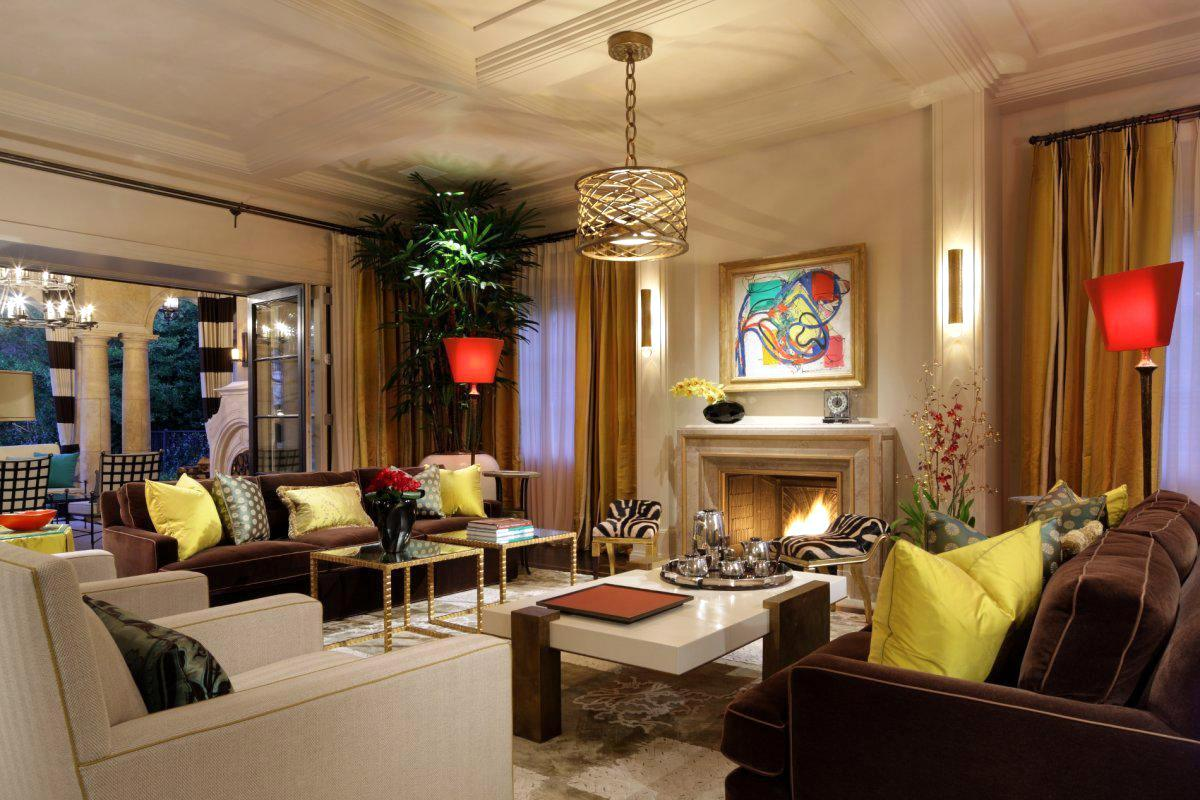 Living Room Design American Designers Dk Decor