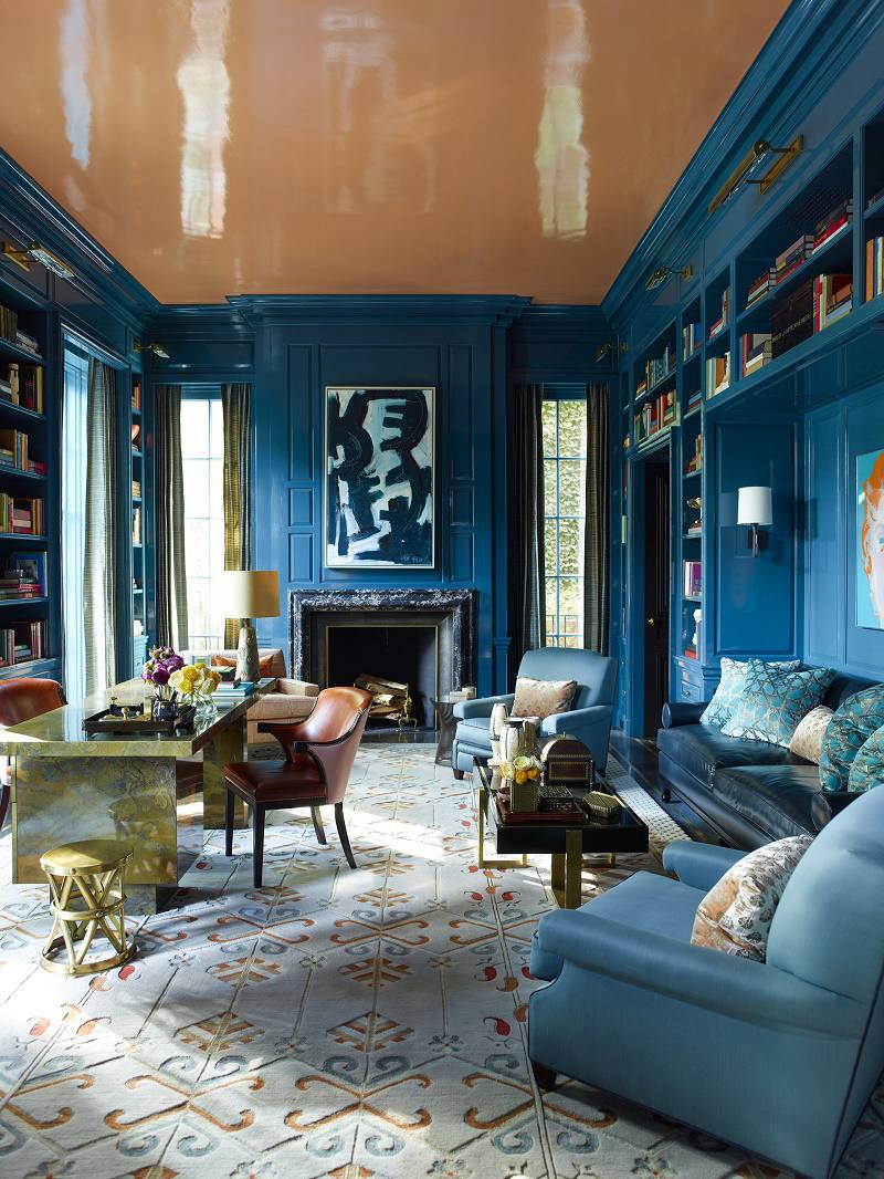 Lincoln Park Mansion Steven Gambrel Dk Decor