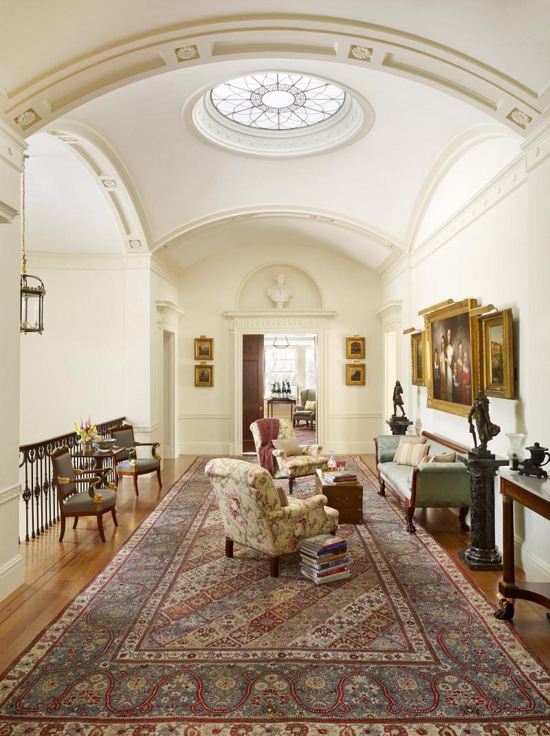 Traditional Interior Design: Traditional Interior Design: Thomas Jayne