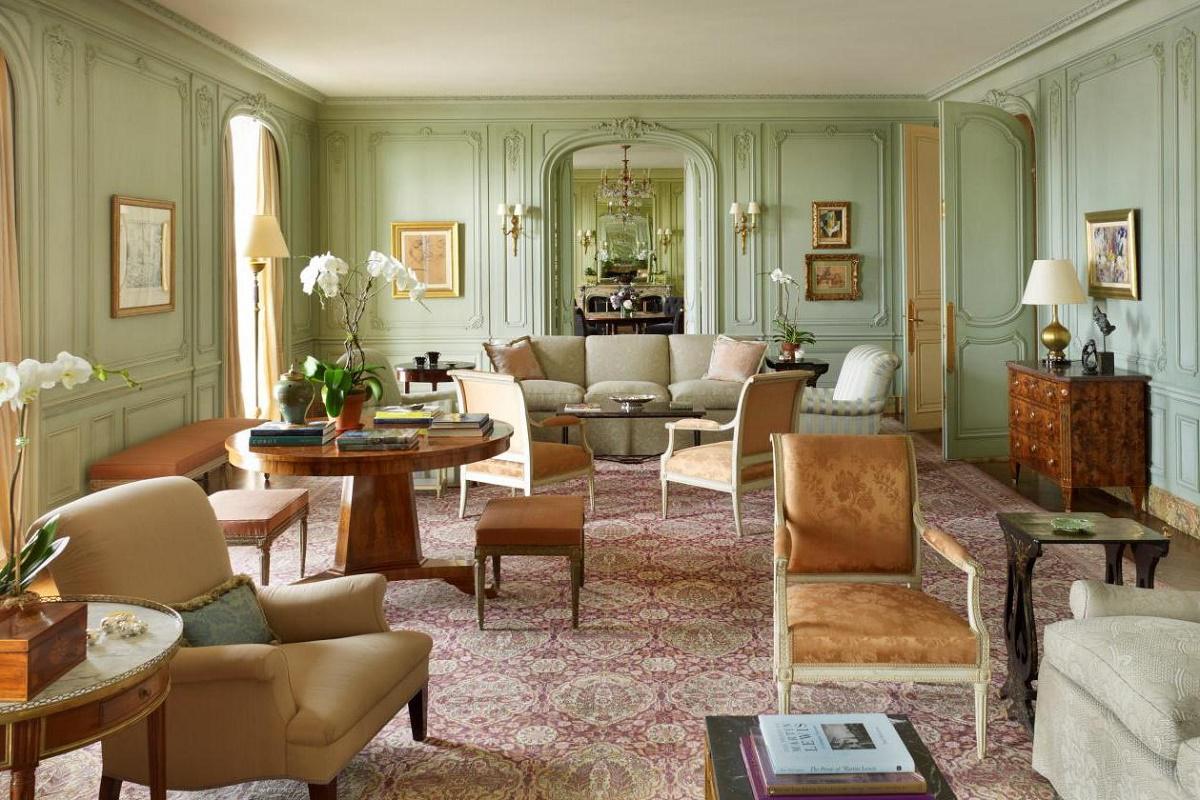 Traditional interior design thomas jayne dk decor for Traditional interior design