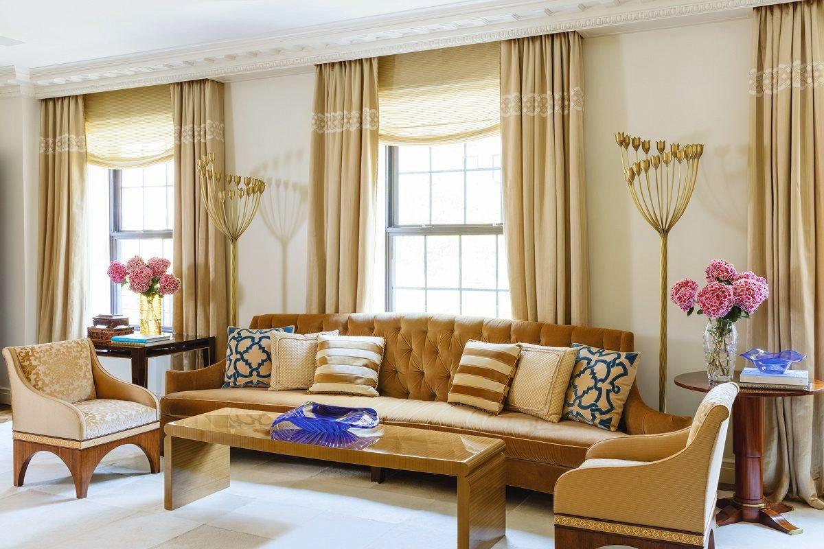 Dessins-Art-Deco-living -room-sofa-001 - DK Decor