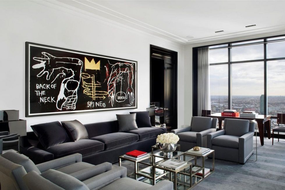 Manhattan Contemporary Luxury Apartment